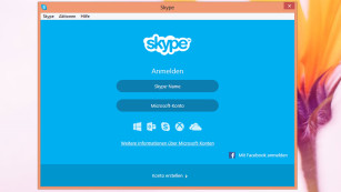 Windows 8.1: Diese 50 Gratis-Programme hat Microsoft vergessen! Die Maus-freundliche Version von Skype ist ein Muss f�r Nutzer, die regelm��ig chatten. ©COMPUTER BILD