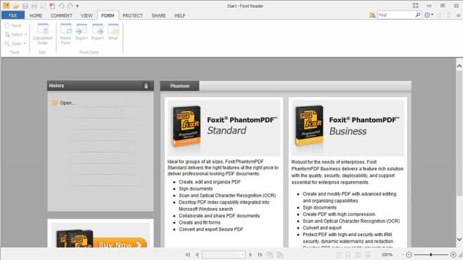 Foxit Reader: PDF-Dateien sicher �ffnen ©COMPUTER BILD