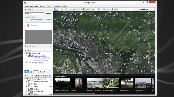 Google Earth: Erde und Weltraum erkunden ©COMPUTER BILD