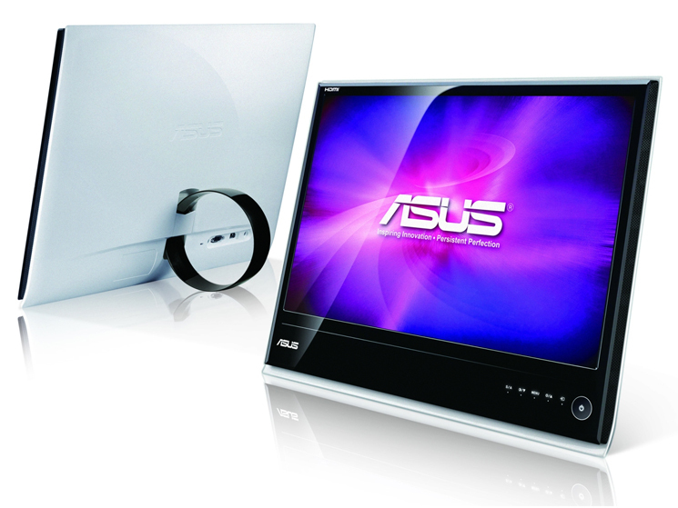 asus ms236h design monitor computer bild. Black Bedroom Furniture Sets. Home Design Ideas