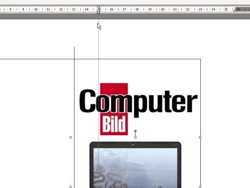 Eigene Karten mit Word erstellen Text einfügen ©Microsoft