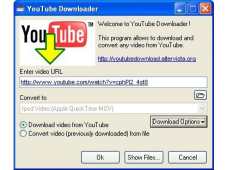 YouTube Downloader - Videos von YouTube herunterladen