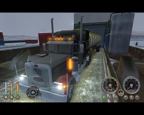 18 Wheels of Steel – Extreme Trucker: Anzeigen