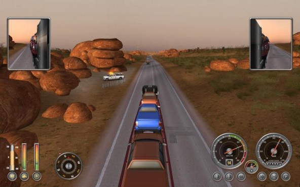 18 Wheels of Steel – Extreme Trucker: Australien