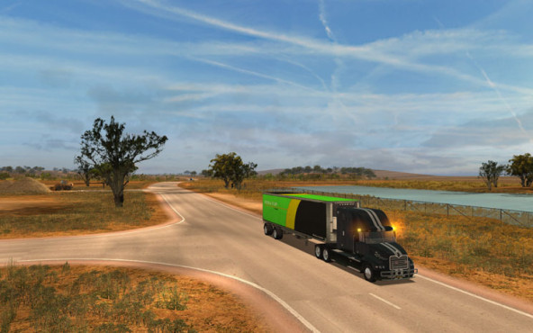 18 Wheels of Steel – Extreme Trucker: Himmel