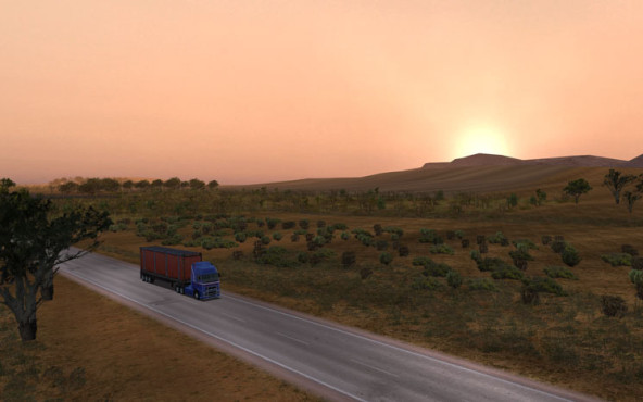 18 Wheels of Steel – Extreme Trucker: Morgen