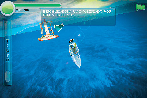 Actionspiel für iPhone, iPod Touch Silent Hunter © Ubisoft