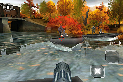 Actionspiel für iPhone, iPod touch: Splinter Cell - Conviction © Actionspiel für iPhone, iPod touch: Splinter Cell - Conviction