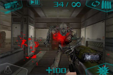 Doom Resurrection: Monster © Doom Resurrection: Monster