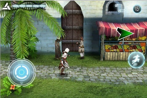Im Test: Spiele für Apple iPhone & iPod touch Assassin's Creed – Altaïr's Chronicles © Im Test: Spiele für Apple iPhone & iPod touch Assassin's Creed – Altaïr's Chronicles