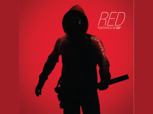 CD-Cover: Datarock – Red