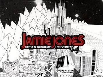 CD-Cover: Jamie Jones – Don't You Remember the Future