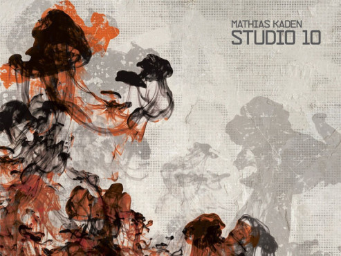 CD-Cover: Mathias Kaden – Studio 10