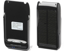 iPhone Solar Akku Case