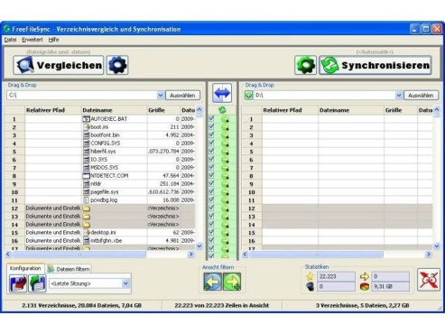 FreeFileSync: Software-Tipp