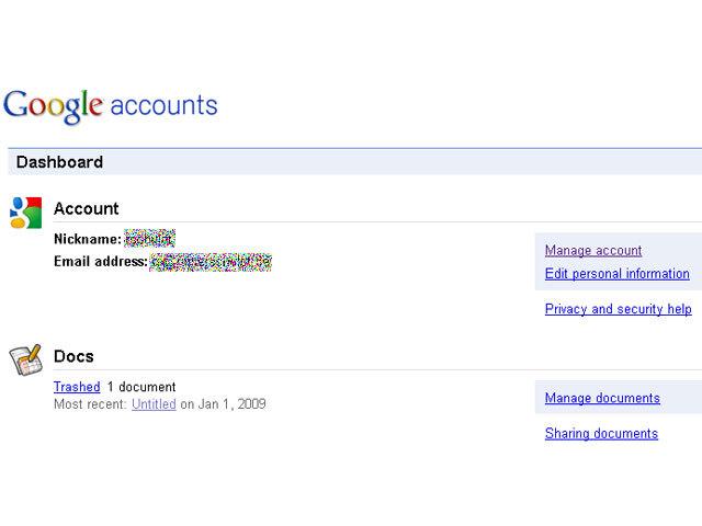 gerät über google konto sichern
