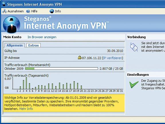steganos internet anonym pro 7 gratuitement