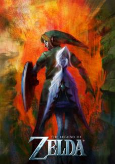 """Shigeru Miyamoto: Nächstes Zelda für Wii nutzt MotionPlus Das erste Bild zum neuen """"Zelda""""-Titel für Wii."""
