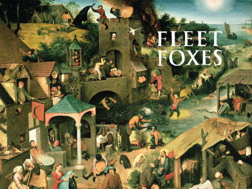Fleet Foxes – White Winter Hymnal © myspace.com/fleetfoxes
