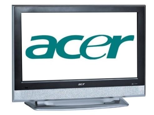 Flachbildfernseher von Acer