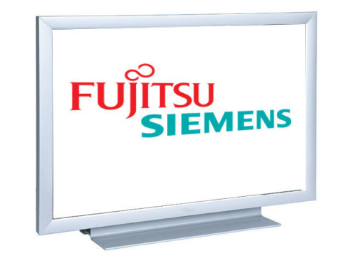 Flachbildfernseher von Fujitsu Siemens