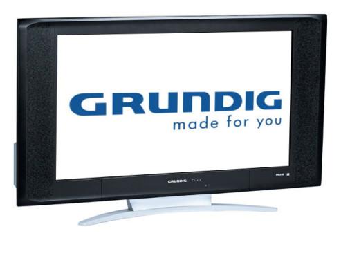 Flachbildfernseher von Grundig