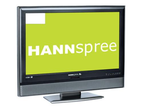 Flachbildfernseher von Hannspree