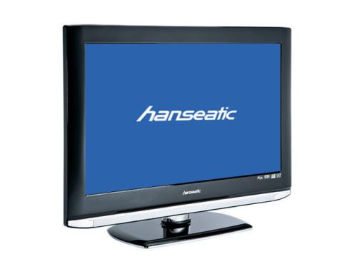Flachbildfernseher von Hanseatic