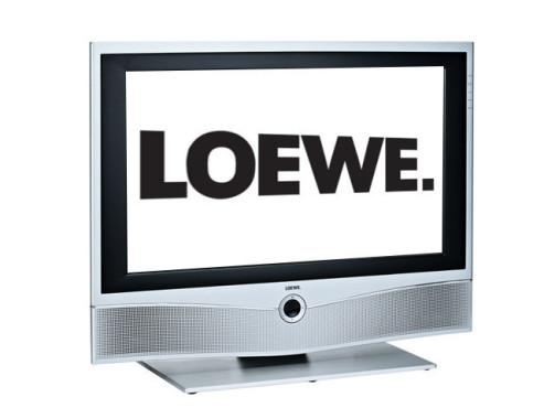 Flachbildfernseher von Loewe