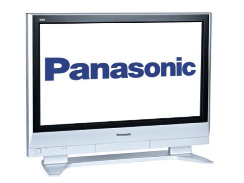 Flachbildfernseher von Panasonic