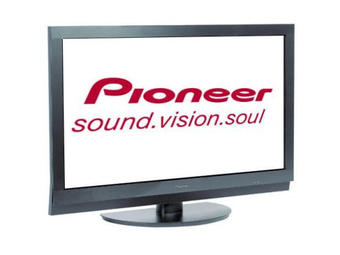 Flachbildfernseher von Pioneer