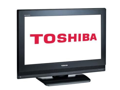 Flachbildfernseher von Toshiba