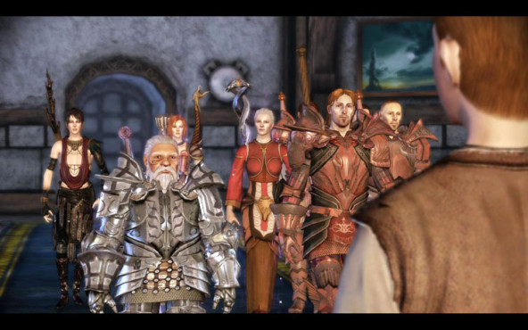 Komplettl�sung Dragon Age � Origins: Thronsaal