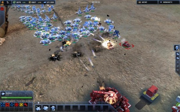 Strategiespiel Supreme Commander 2: Armee