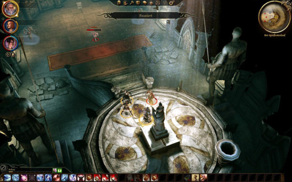 Komplettlösung Dragon Age – Origins: Podest