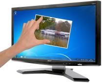 Test: 23-Zoll-Bildschirm Acer T230Hbmidh