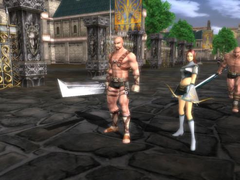 Last Chaos: 3D-Online-Rollenspiel ©Screenshot