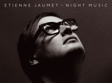 CD-Cover: Etienne Jaumet – Night Music