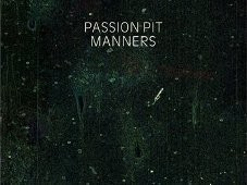 CD-Cover: Passion Pit – Manners