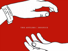 CD-Cover: The Antlers – Hospice