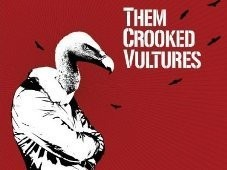 CD-Cover: Them Crooked Vultures – Them Crooked Vultures