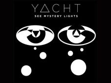 CD-Cover: Yacht – See Mystery Lights