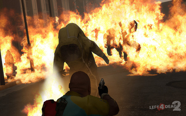 Actionspiel Left 4 Dead 2: Feuer