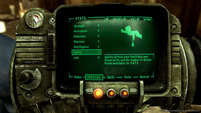 Living in a Box: Pip-Boy 3000