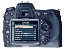Rückansicht Nikon D300s