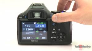 Video zum Testsieger: Digitale Spiegelreflexkamera Pentax K-x