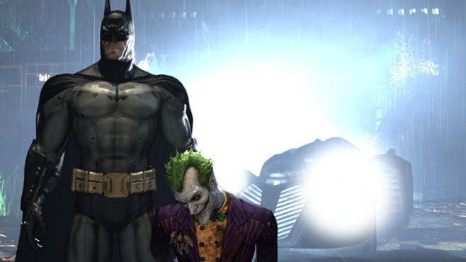 PC-Hits 2009: Batman – Arkham Asylum