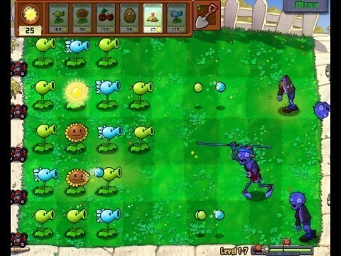 PC-Hits 2009: Plants vs. Zombies