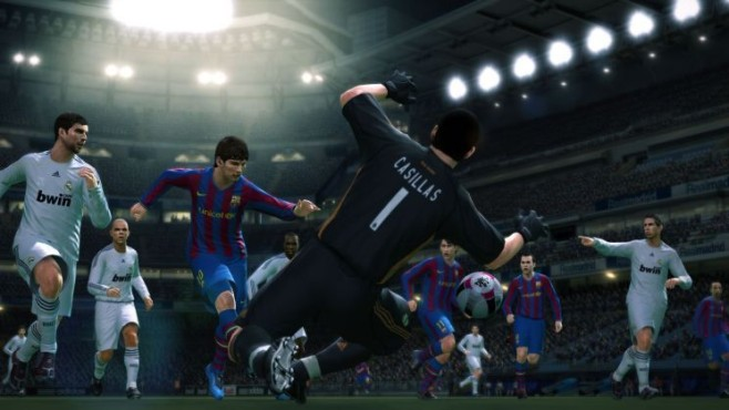PC-Hits 2009: Pro Evolution Soccer 10