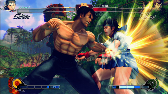 PC-Hits 2009: Street Fighter 4